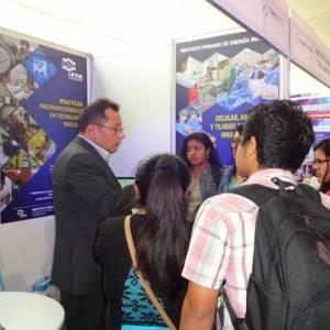 IPEN participó en Feria Perú Con Ciencia