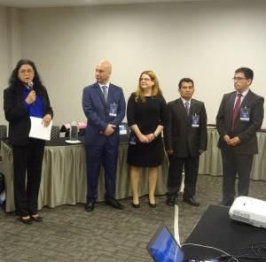 """Perú fue sede del Curso Regional de Capacitación sobre Análisis del Sistema de Suministro de Energía usando la Herramienta del OIEA """"MESSAGE"""""""