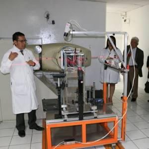 Inauguración de los Laboratorios Secundarios de Calibraciones en Medicina Nuclear y Radiodiagnóstico en el LSCD – IPEN - PERÚ