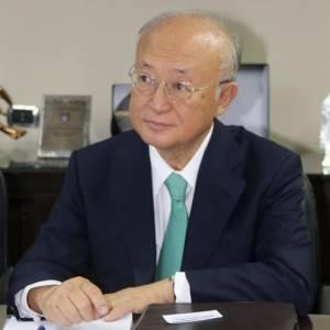 Director General OIEA concluyo importante visita al Perú Los días 17 y 18 de junio de 2016.